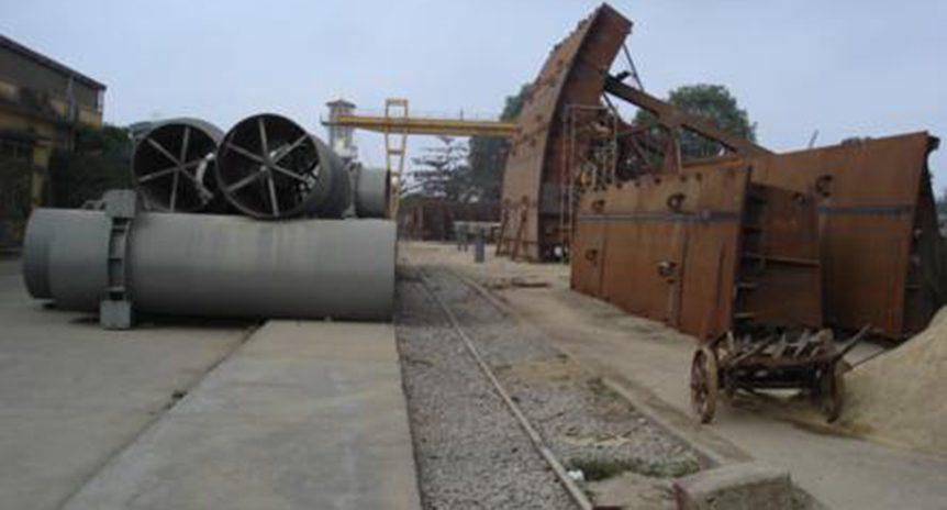 Chế tạo cửa van cung thủy điện Buôn Tua Srah