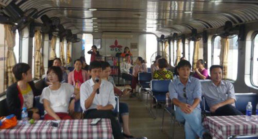 Hoạt động chào mừng ngày phụ nữ Việt Nam 20-10