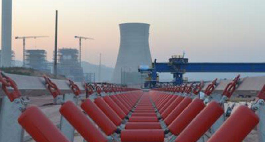 Lắp đặt hệ thống vận chuyển vật tư cho Nhà máy nhiệt điện Hongsa