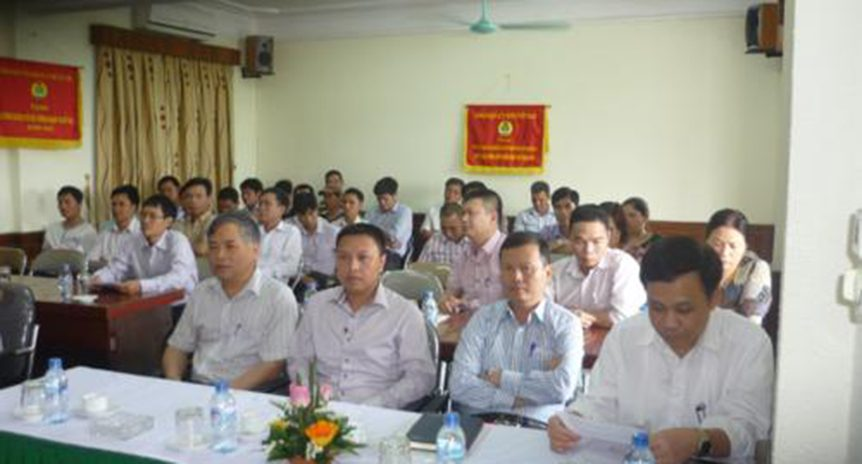 Hội nghị đại biểu người lao động năm 2015