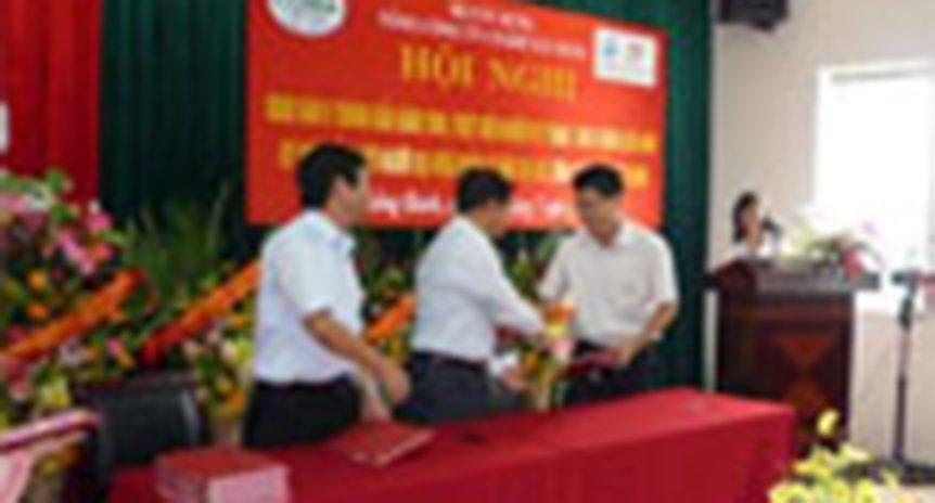 Hội nghị giao ban 6 tháng đấu năm của Tổng công ty Cơ khí xây dựng