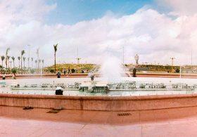 Thi công hệ thống tưới nước quảng trường Hồ Chí Minh – TP Vinh