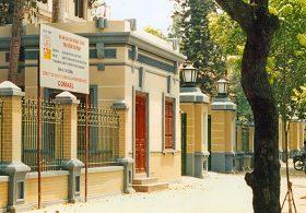 Thi công công trình cải tạo và xây dựng trụ sở Bộ Tư Pháp