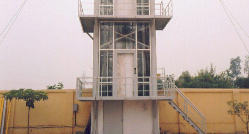 Đề tài nghiên cứu khoa học chế tạo tháp thử thang máy